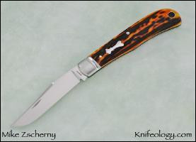 Backpocket, Amber Stag