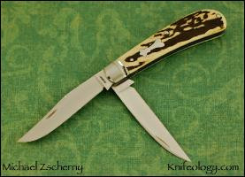 Wharncliff Trapper, Stag