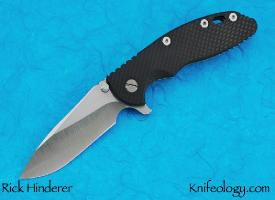 "XM18 3.5"" Custom, Slicer, Carbon Fiber"