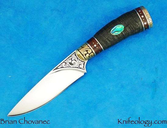 Brian Chovanec Art Knife