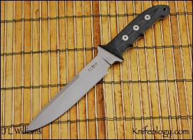 Fighter, G10 Handle