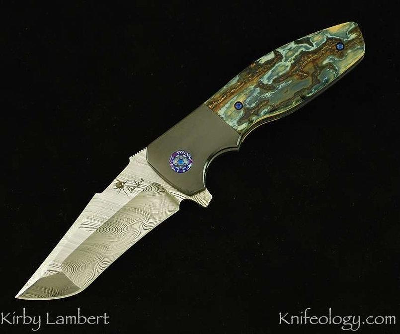 Kirby Lambert Augustus_Mammoth_Damasteel