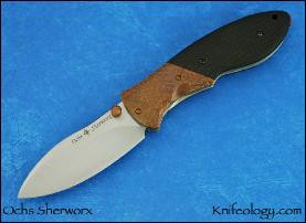 Gyrfalcon, Hammered Copper & Carbon Fiber