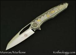 Munroe/Marfione Sigil Collab with Mitch Moschetti Engraving