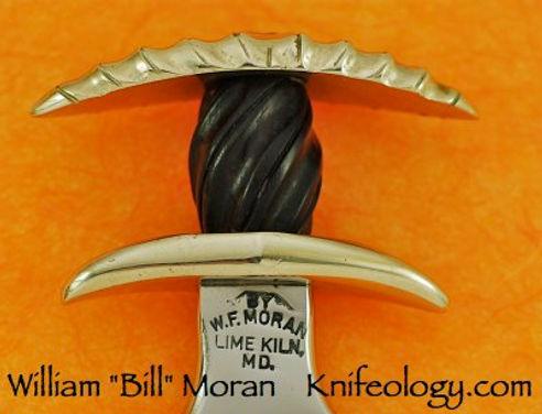 Bill Moran Lady Margaret Push Dagger 5.j