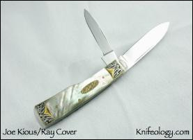 Gunstock Engraved by Ray Cover