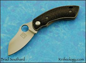 Downing Drop Point, Carbon Fiber