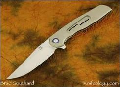 Persian Hanan, Ltd Ed for Knifeology