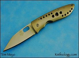 Large Classic Modified Wharnie, 6K Blade