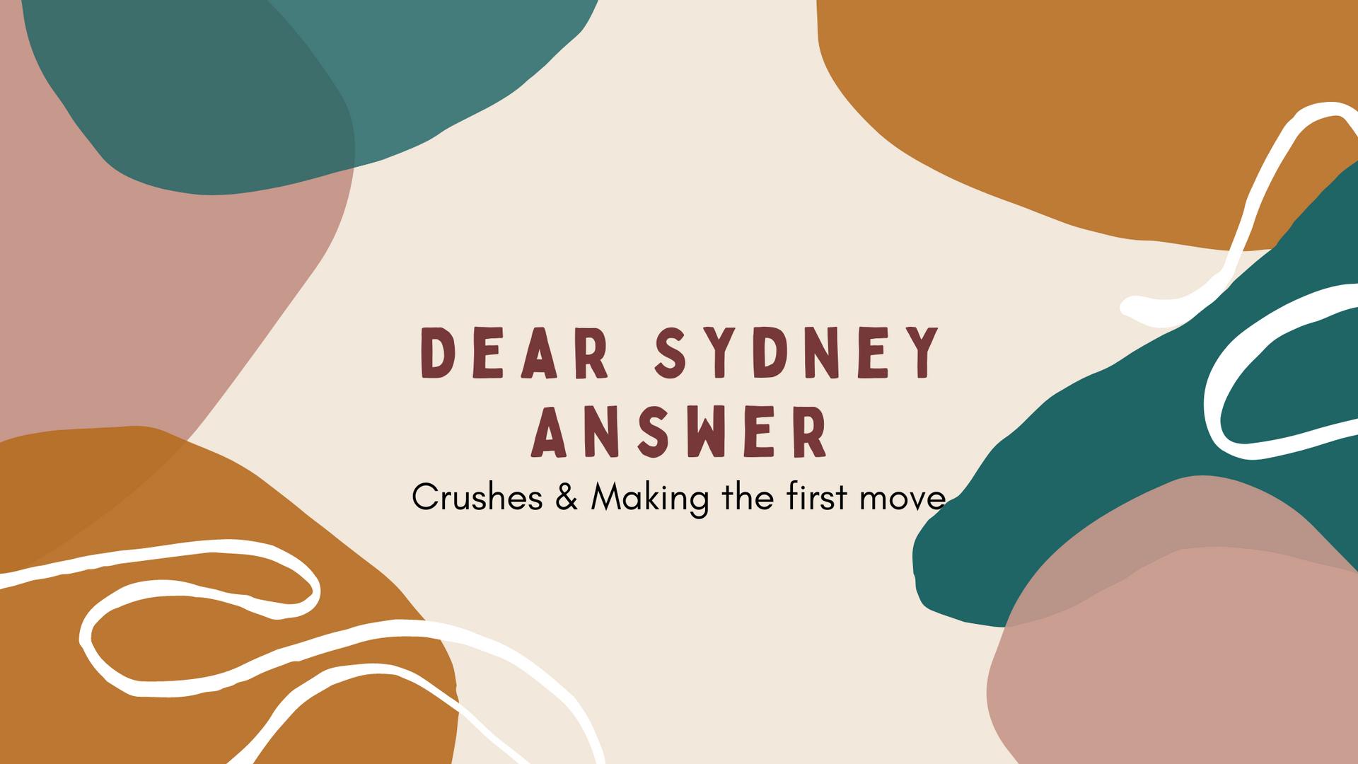 Dear Sydney Answer