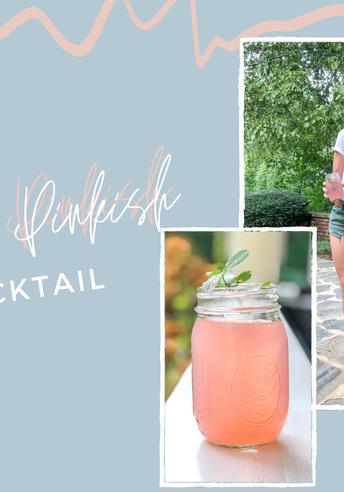Feeling Pinkish Cocktail