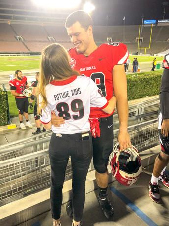 Charlie takeover: NFLPA Bowl