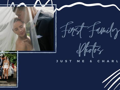 Wedding Series: Our photos
