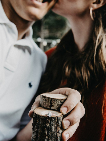 Engagement Series: The Ring