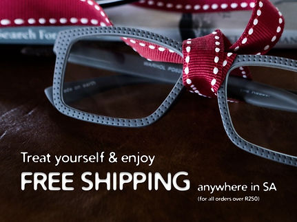 Free shipping on reading glasses
