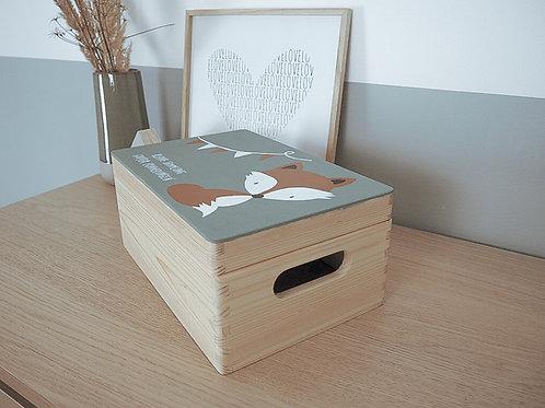 Erinnerungsbox Fuchs