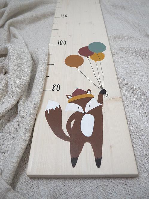 Messlatte Fuchs Ballons