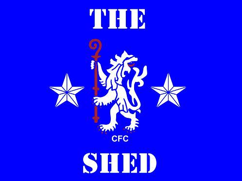 THE SHED Flag