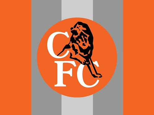 Chelsea Retro Flag