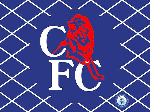 Commodore Blue Flag