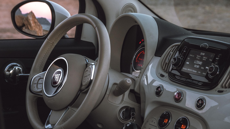 Fiat 500 publicity