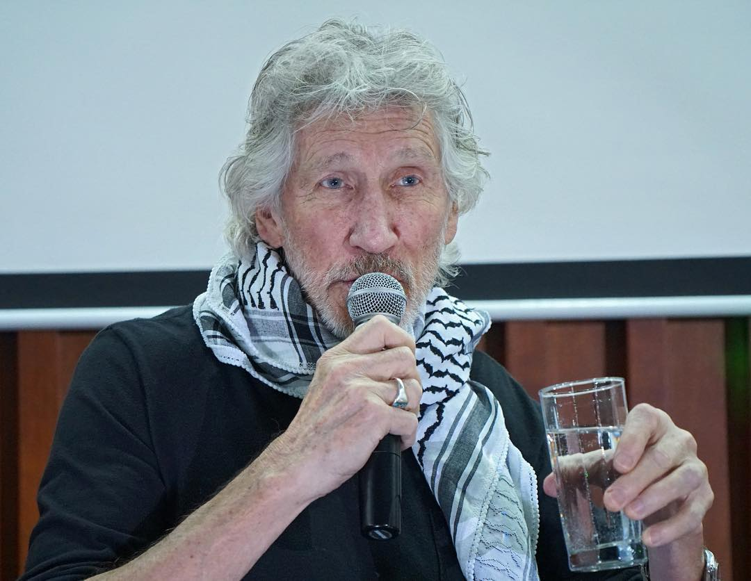 Roger Waters in Mexico