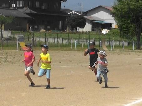【学童】チームマッチの様子