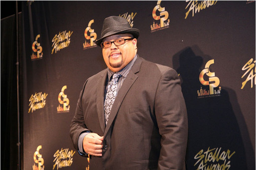 Fred Hammond Stellar Backstage