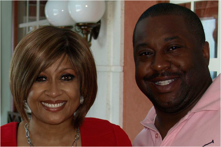 Dorinda Clark Cole and Selected of God's Larry Callahan