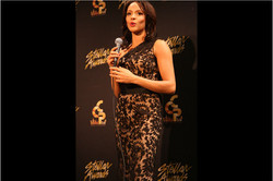 Star of Sparkle Remake Carmen Ejogo Stellar Backstage