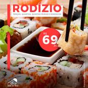 Sushi na Roça
