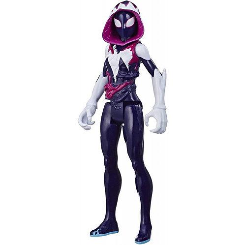 HASBRO MAXIMUM VENOM TITAN HERO GWEN STACY (GHOST SPIDER)