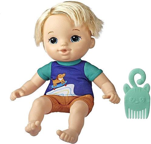 BABY ALIVE - LITTLE ZACK