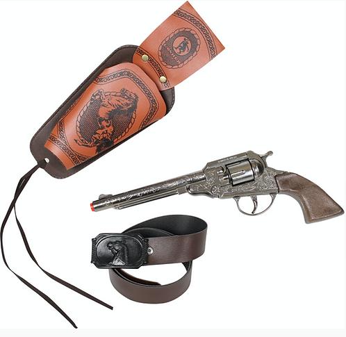 GONHER - COWBOY CAP GUN WITH HOLSTER