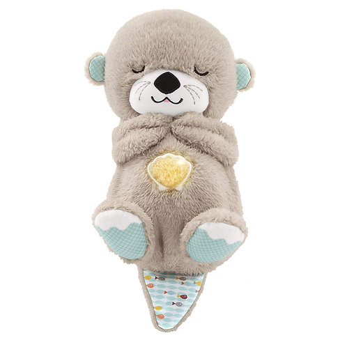 FISHER-PRICE PLUSH MUSICAL SOOTHE 'N SNUGGLE OTTER