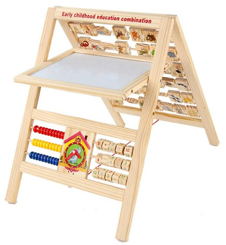 KID'S EDUCATION AND DRAWING EASEL