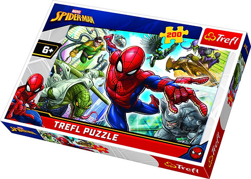 TREFL PUZZLE 200 - SPIDERMAN