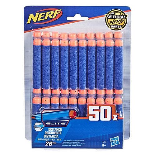 NERF ELITE DART 50 PACK