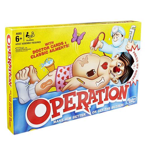HASBRO OPERATION