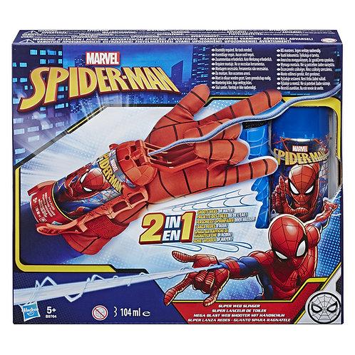 HASBRO SPIDER-MAN SUPER WEB SLINGER