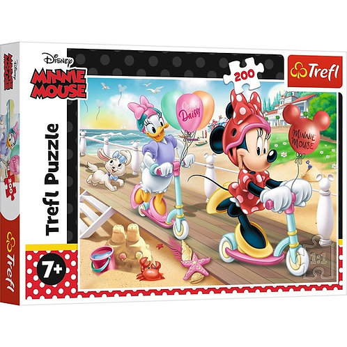 TREFL PUZZLE 200 - MINNIE MOUSE
