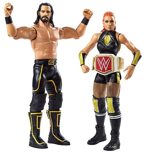 WWE BATTLE PACK ROLLINS & LYNCH #66