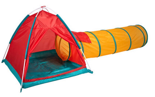 PLAY TENT WITH 100 BALLS