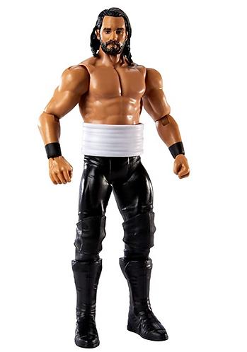 WWE SUMMER SLAM ROLLINS #109