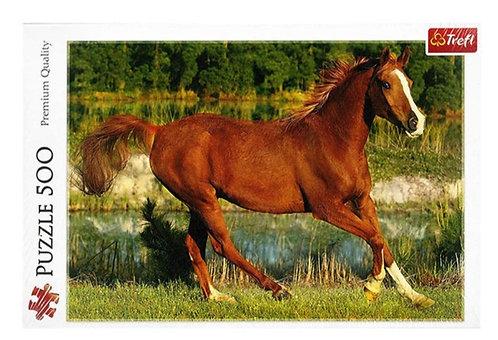 TREFL PUZZLE 500 - HORSE