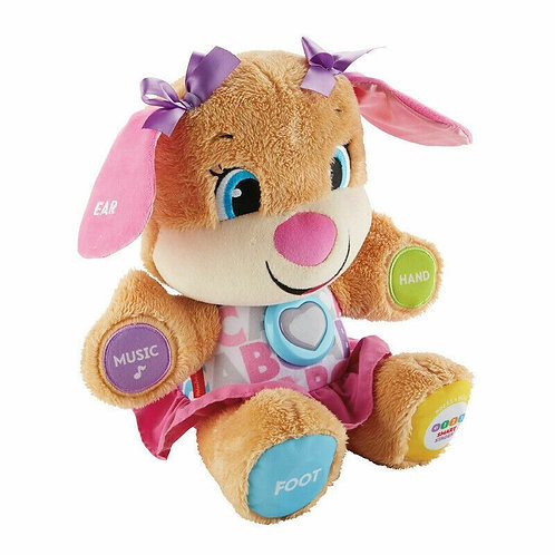 FISHER-PRICE LAUGH AND LEARN SMART STAGES PUPPY SIS