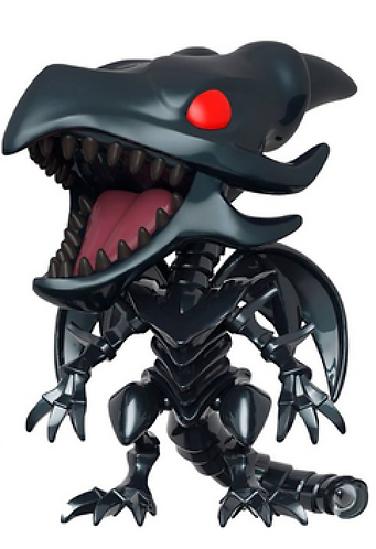 FUNKO POP! YU-GI-OH- RED-EYES BLACK DRAGON