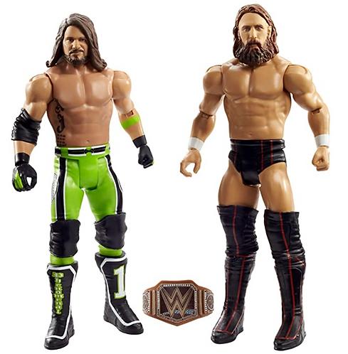 WWE BATTLE PACK DANIEL BRYAN v AJ #64