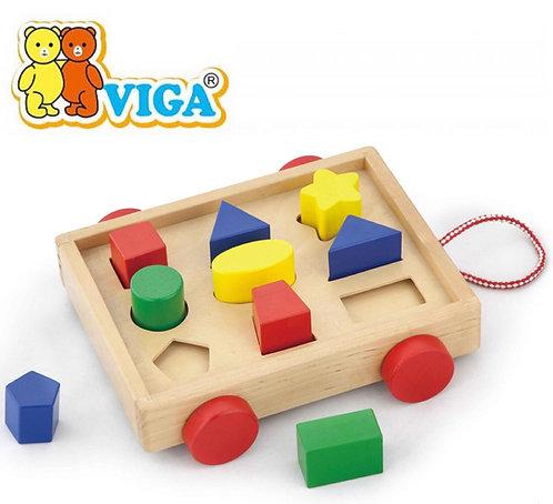VIGA SHAPE SORTING CART