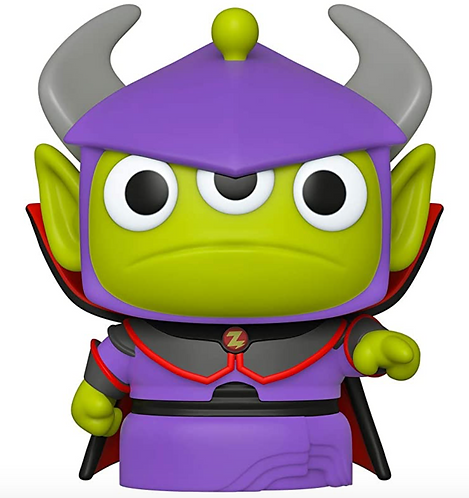 FUNKO POP! DISNEY - ALIEN REMIX ZURG